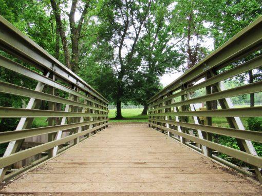 Replacement of Cooper River Pedestrian Footbridges